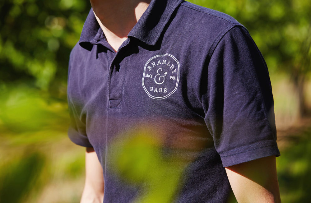 Bramley & Gage clothing
