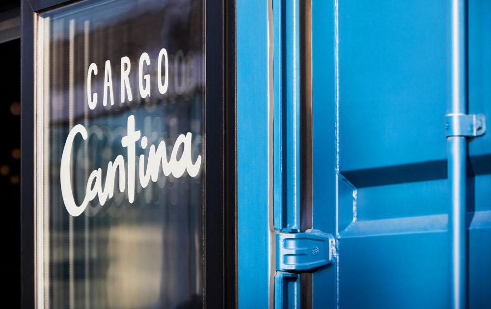 Cargo Catina signage