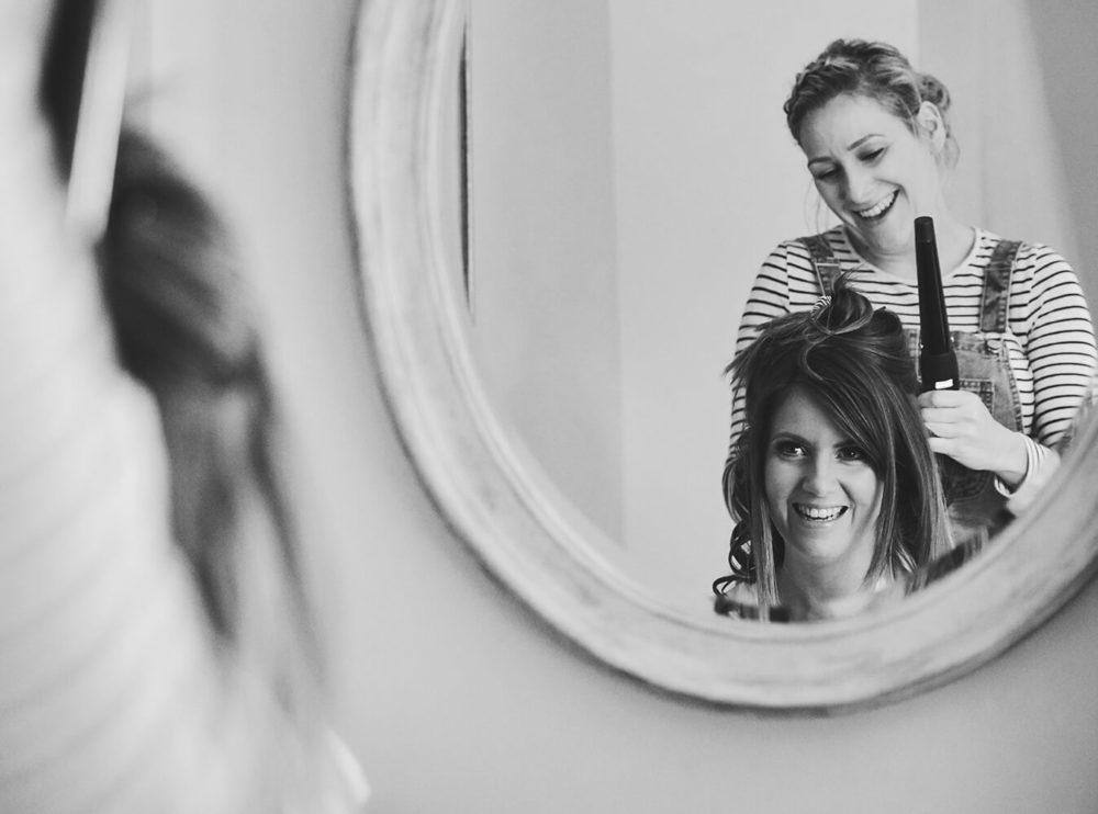 Hair preparations