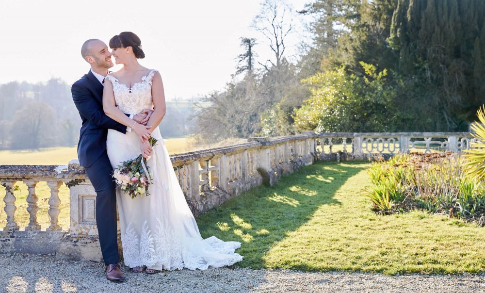 Orchardleigh House wedding photography - Cover shot